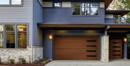 Garage Door Styles That Help Increase Home Value